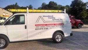 HVAC/R Service Van